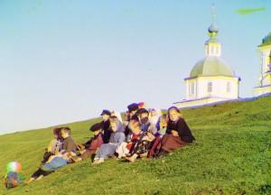 Цветные фотографии Беларуси времен Российской Империи 1912 года