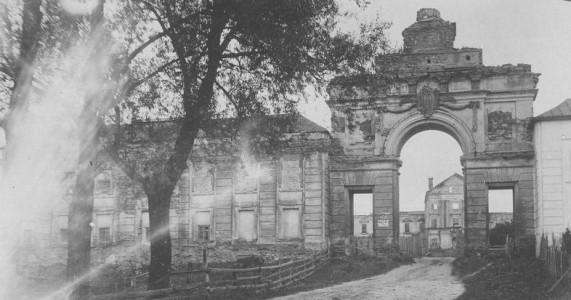 Ружанский дворец 1935 г.