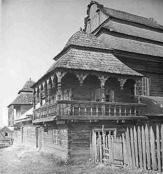 Так выглядела синагога в 1928 году